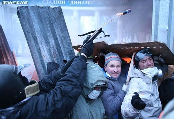 Герои ЕвроМайдана