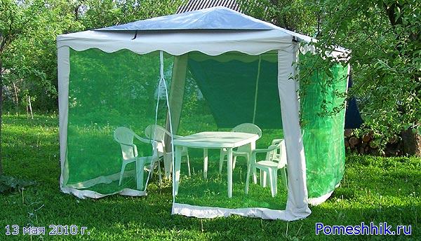 Как сделать шатер своими руками из того что есть для отдыха на природе