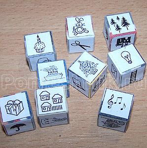 Кубики историй своими руками распечатать 60