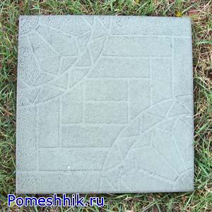 готовая тротуарная плитка
